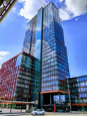 WTC Almere Parkeren